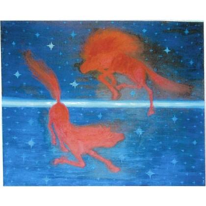 auspicious-b01 Souls of Spirital Horses